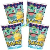 Pokemon Partybecher, 8 Stück