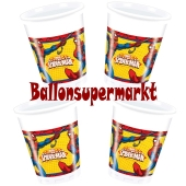Ultimate Spider-Man Partybecher