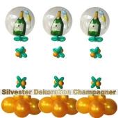Partydeko-Silvester-Champagner-3x