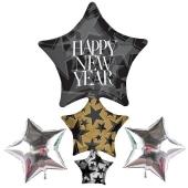 partydeko-silvester-happy-new-year-cluster-luftballons-aus-folie-und-2-sternballons-silber