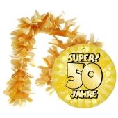 Hawaiikette Super! 50 Jahre zur goldenen Hochzeit