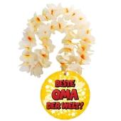 Hawaiikette Beste Oma der Welt