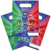 Party-Tüten PJ Masks zum Kindergeburtstag