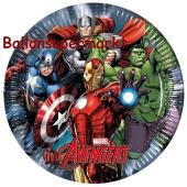 Partyteller Marvels Avengers