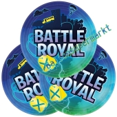 Battle Royal Partyteller, 8 Stück