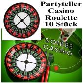 Partyteller Casino Roulette
