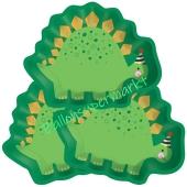Partyteller Dino-Mite Stegosaurus zum Dinosaurier Kindergeburtstag
