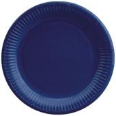 Partyteller dunkelblau