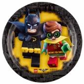 LEGO Batman Mini-Partyteller zum Kindergeburtstag