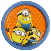 Minions Partyteller zum Kindergeburtstag