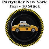 Partyteller New York, Partydekoration USA