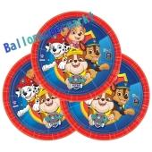 Partyteller Paw Patrol Adventures zum Kindergeburtstag