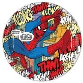Spider-Man Comic Partyteller zum Kindergeburtstag