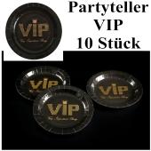 VIP Teller Partydekoration