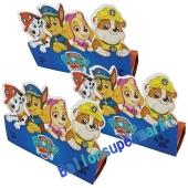 Einladungskarten Paw Patrol Adventures zum Kindergeburtstag