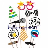 Photo Props Party, Foto Requisiten