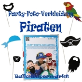 Party-Foto-Verkleidung Piraten