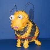 Bumblebee Pinata, Biene mit schillernden Flügeln