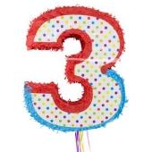 Pinata zum 3. Geburtstag