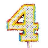 Pinata zum 4. Geburtstag