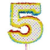 Pinata zum 5. Geburtstag