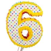Pinata zum 6. Geburtstag