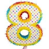Pinata zum 8. Geburtstag