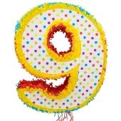 Pinata zum 9. Geburtstag