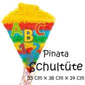 Schultüte, Pinata zur Einschulung