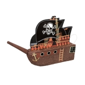 Piratenschiff Pinata