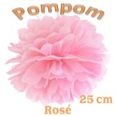 Pompom Rose, 25 cm