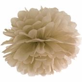 Pompom Caramel, 35 cm