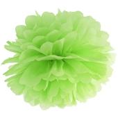 Pompom Apfelgrün, Deko Hochzeit