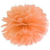 Pompom Apricot, Deko Hochzeit