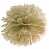Pompom Gold, 35 cm