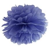 Pompom Marineblau, Deko Hochzeit