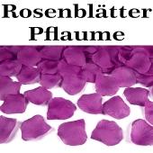 Rosenblaetter Pflaume 100 Stueck