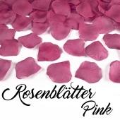 Rosenblätter Pink