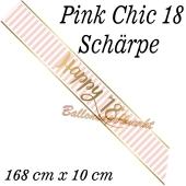 Schärpe Pink Chic 18