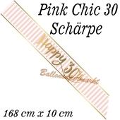 Schärpe Pink Chic 30