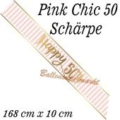 Schärpe Pink Chic 50