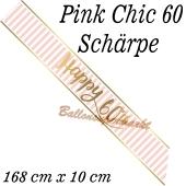 Schärpe Pink Chic 60