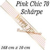 Schärpe Pink Chic 70