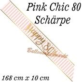 Schärpe Pink Chic 80