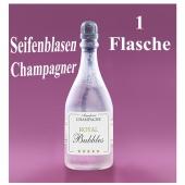Seifenblasen Hochzeit, Wedding Bubbles Champagner, 1 Stück