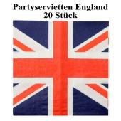 Servietten England