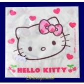 Servietten Kindergeburtstag, Hello Kitty