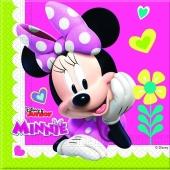 Servietten Minnie Maus Happy Helpers zum Kindergeburtstag