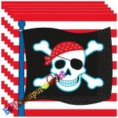 Party-Servietten, Pirate Party