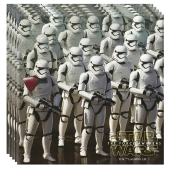 Party-Servietten, Star Wars Das Erwachen der Macht, Papierservietten Kindergeburtstag